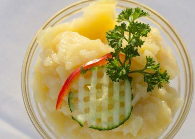 hausgemachter Kartoffelsalat